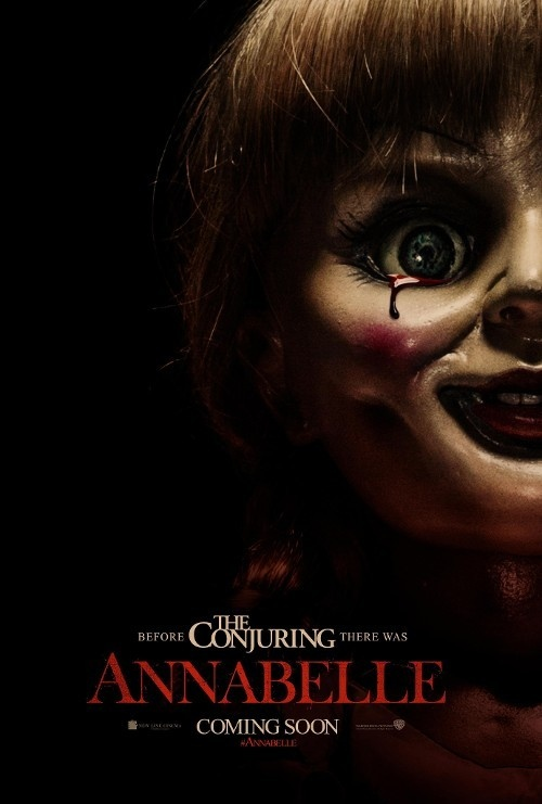 annabelle poster Annabelle review (2014)