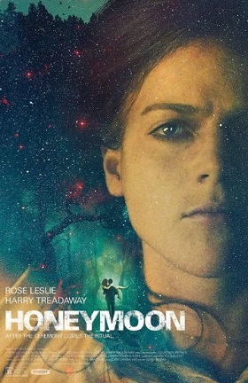 honeymoon poster Honeymoon review (2014)