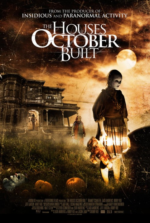 the houses october built poster The Houses October Built review (2014)