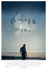 gone girl poster Gone Girl review (2014)