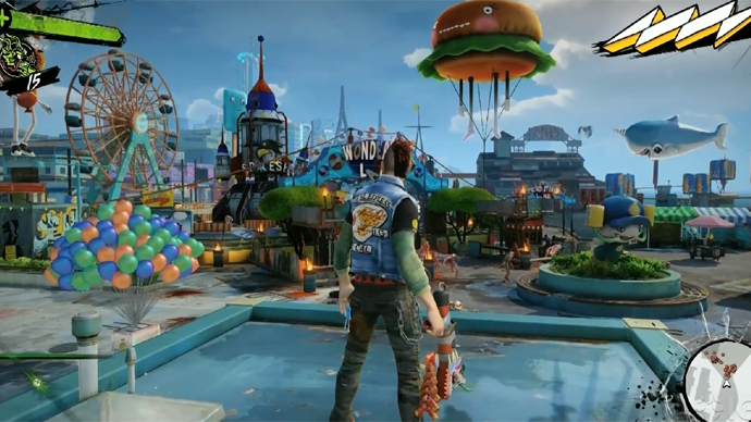 sunset overdrive Sunset Overdrive (game review)