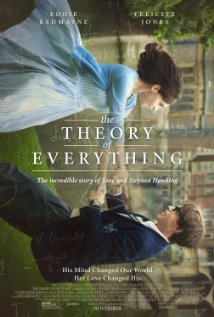 the theory of everything poster The Theory of Everything review (2014)