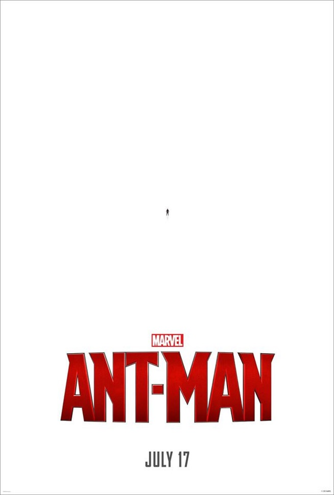 antman poster Ant Man trailer released