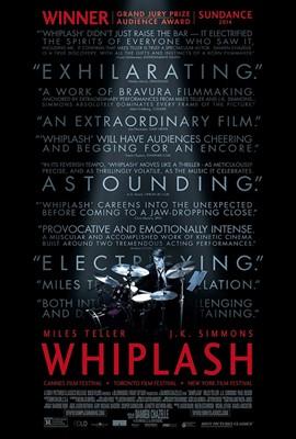 whiplash poster Whiplash review (2014)