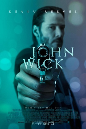 john wick poster John Wick review (2014)