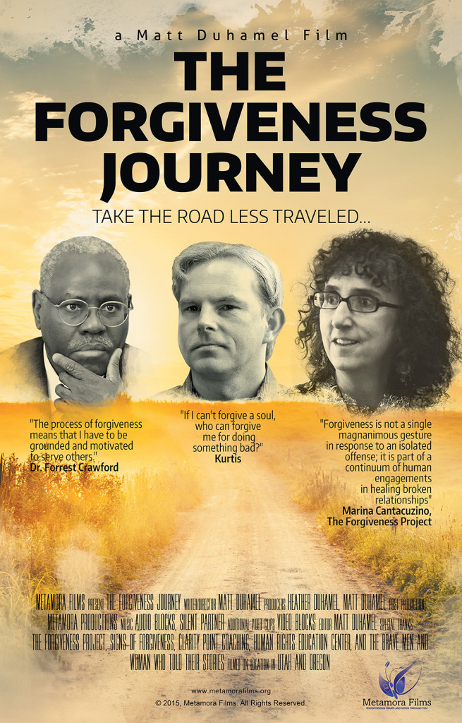 poster2 use 655x1024 The Forgiveness Journey review (2015)