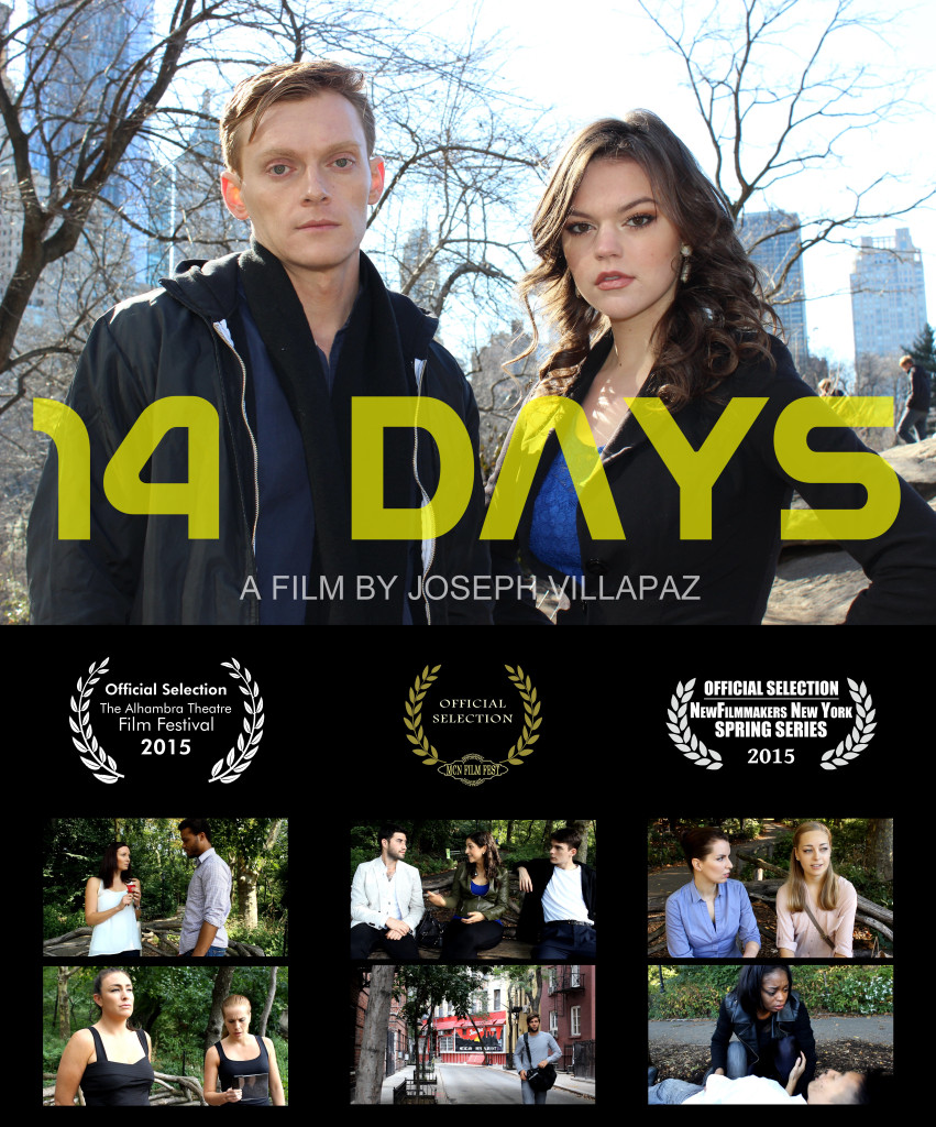 IMG 3112 Copy 2 2 851x1024 14 Days (2014) short film review