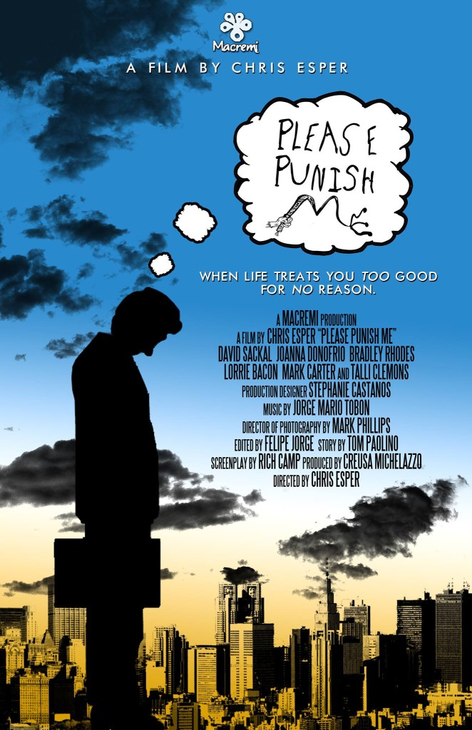 PPM Poster 662x1024 Please Punish Me (2015) short film review