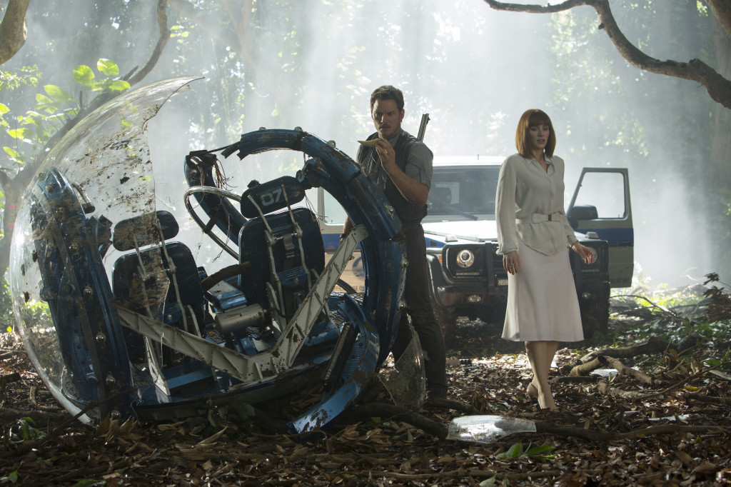 jurassic world pic 1024x682 Jurassic World (2015) review