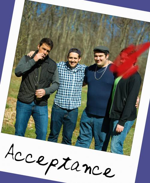 Acceptance Poster Acceptance (2015) short film review