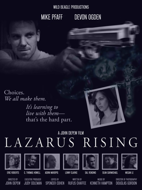 Lazarus Rising review (2015)