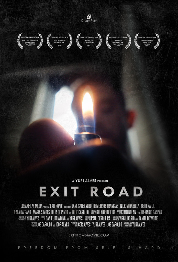 exit road poster 696x1024 Exit Road (2015) short film review