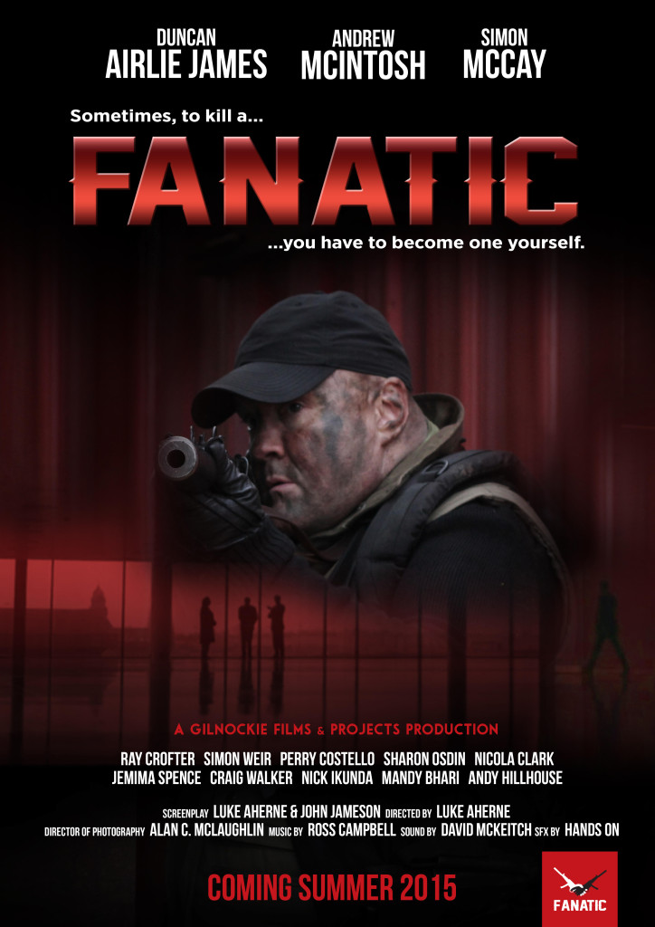 Fanatic Poster 724x1024 Fanatic (2015) short film review