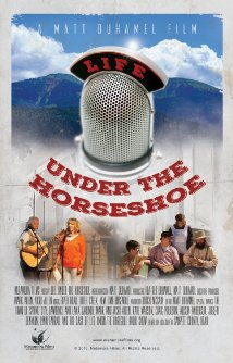 under the horseshoe poster Life Under the Horseshoe (2015) short film review