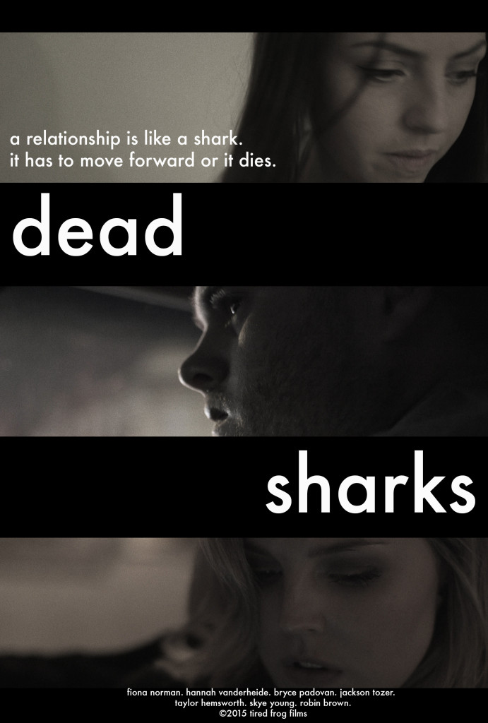 Dead Sharks poster 691x1024 Dead Sharks (2015) short film review
