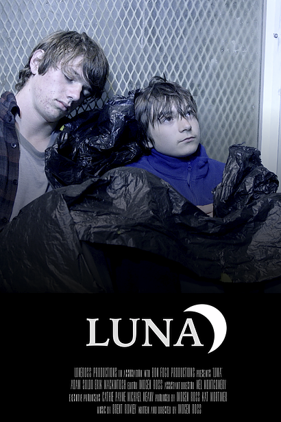 luna poster Luna (2016) short film review
