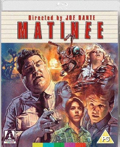 matinee Matinee (1993) Blu ray review