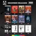 arrow video december