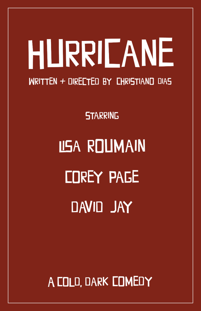HURRICANE POSTER TEMPORARY 662x1024 Hurricane (2016) short film review