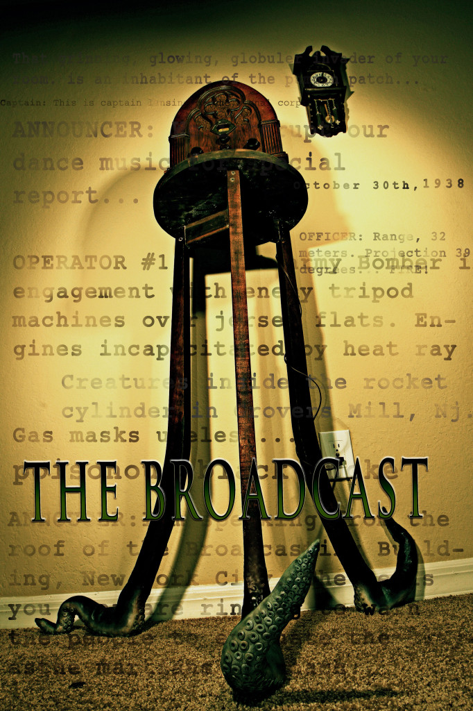 The Broadcast poster 682x1024 The Broadcast (2015) review