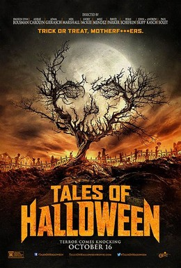 tales of poster Tales of Halloween (2015) Blu ray review