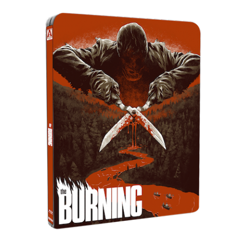 the burning steelbook The Burning (1981) Blu ray review
