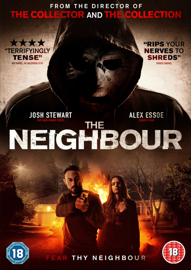 the neighbour 725x1024 The Neighbour (2016) DVD review