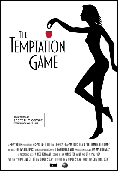 temptation game poster The Temptation Game (2016) short film review