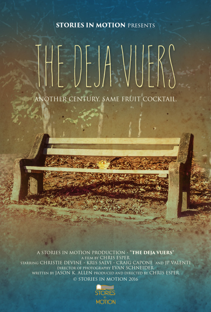 The Deja Vuers 693x1024 The Deja Vuers (2016) short film review