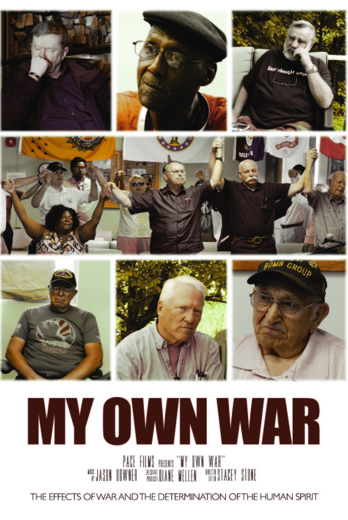 MOW 687x1024 My Own War (2017) film review