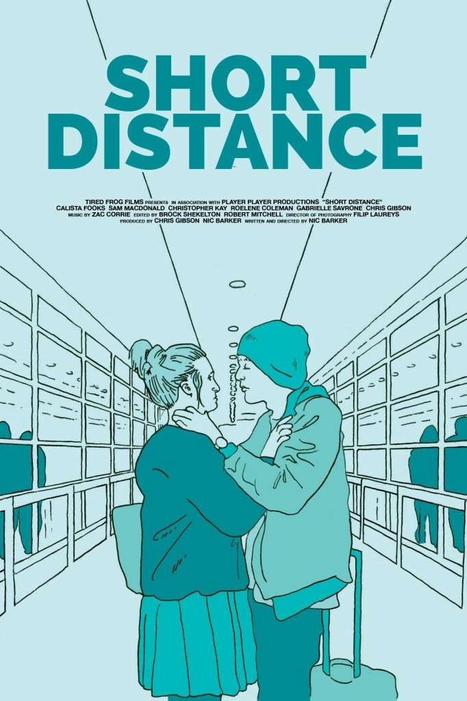 Short Distance poster 682x1024 Short Distance (2017) review