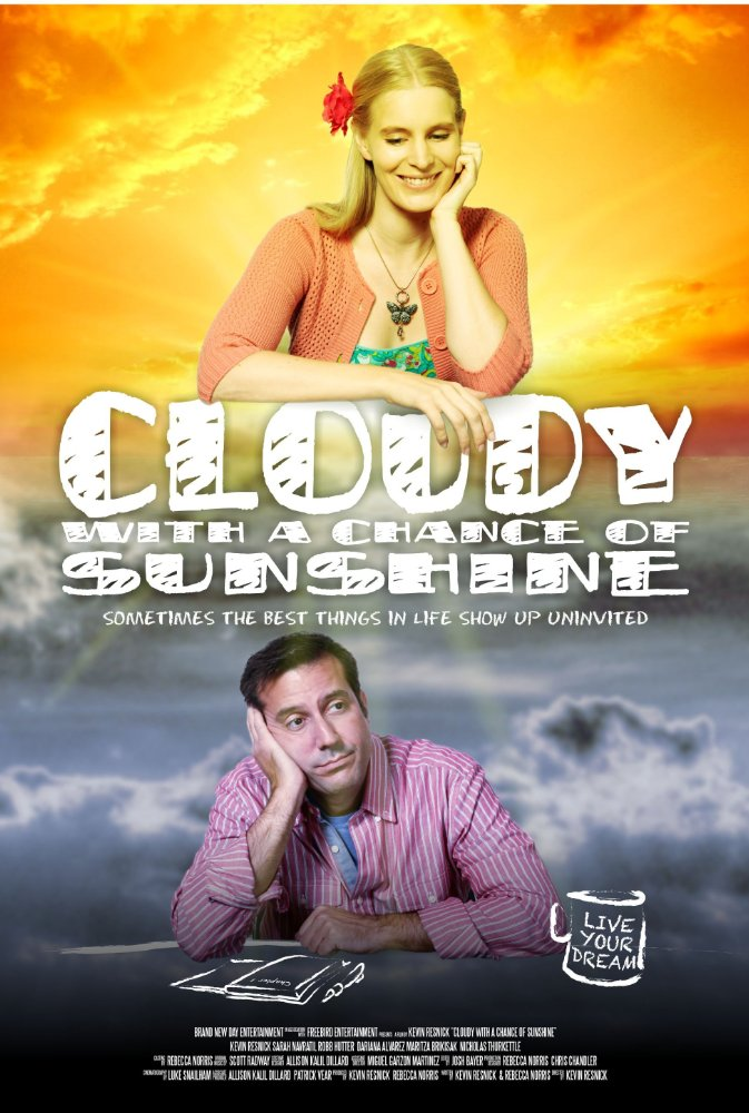 cloudy with a chance of sunshine poster Cloudy with a Chance of Sunshine (2016) review