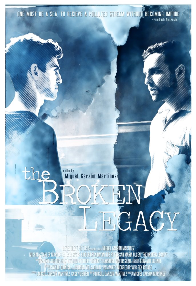 the broken legacy The Broken Legacy (2015) review