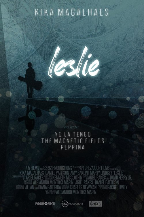 LESLIE POSTER Leslie (2016) short film review