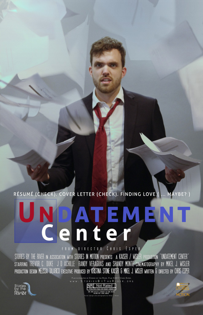 Undatement Center Poster 2 662x1024 Undatement Center (2017) short film review