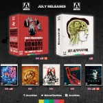 arrow july releases