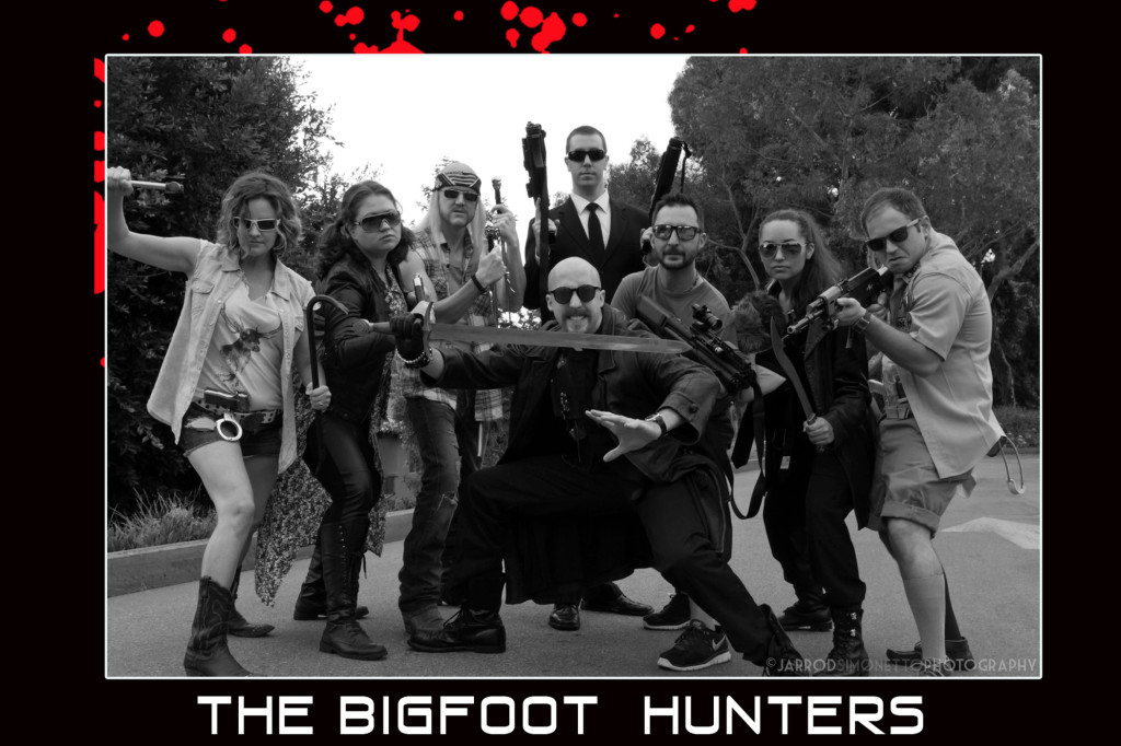 big foot hunters pic 1024x682 The Bigfoot Hunters (2016) short film review