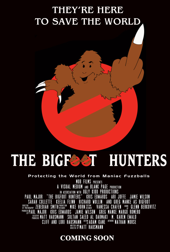 bigfoot hunters poster 691x1024 The Bigfoot Hunters (2016) short film review