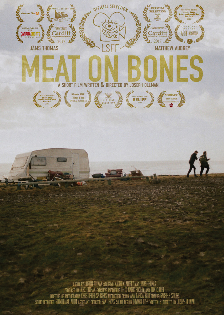 mob poster 728x1024 Meat on Bones (2016) short film review