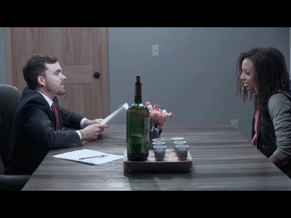 undatement center still Undatement Center (2017) short film review