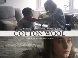 Poster 2 300x226 Cotton Wool (2017) short film review