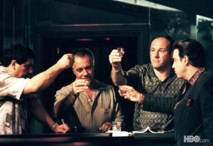 sopranos 300x205 The Evolution of Prestige TV in America: Thanks HBO!