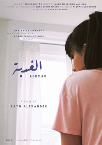 ABROADOfficialPoster 211x300 Abroad (2018) short film review