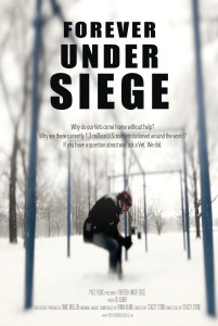 forever under siege poster 201x300 Forever Under Siege (2017) review