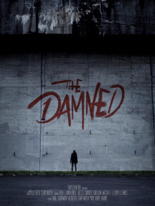 Poster damned 225x300 The Damned (2017) short film review