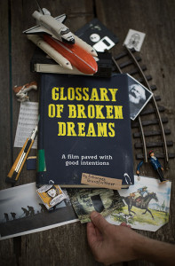 Glossary PrePoster web 197x300 Glossary of Broken Dreams (2018) review