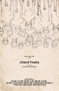 INLAND FREAKS Official Poster 194x300 Inland Freaks (2018) short film review