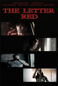the letter red poster 204x300 The Letter Red (2018) film review