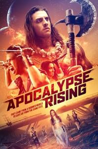 apolcalypse rising poster 199x300 Apocalypse Rising (2018) review