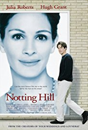 notting hill poster In Praise of Hugh Grant